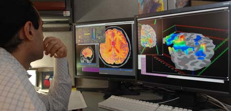 checking fmri scans